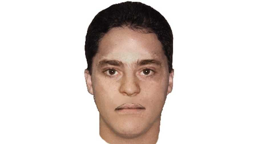 New Orleans police released this composite sketch of a cab driver who is accused of raping a woman on Thursday morning.