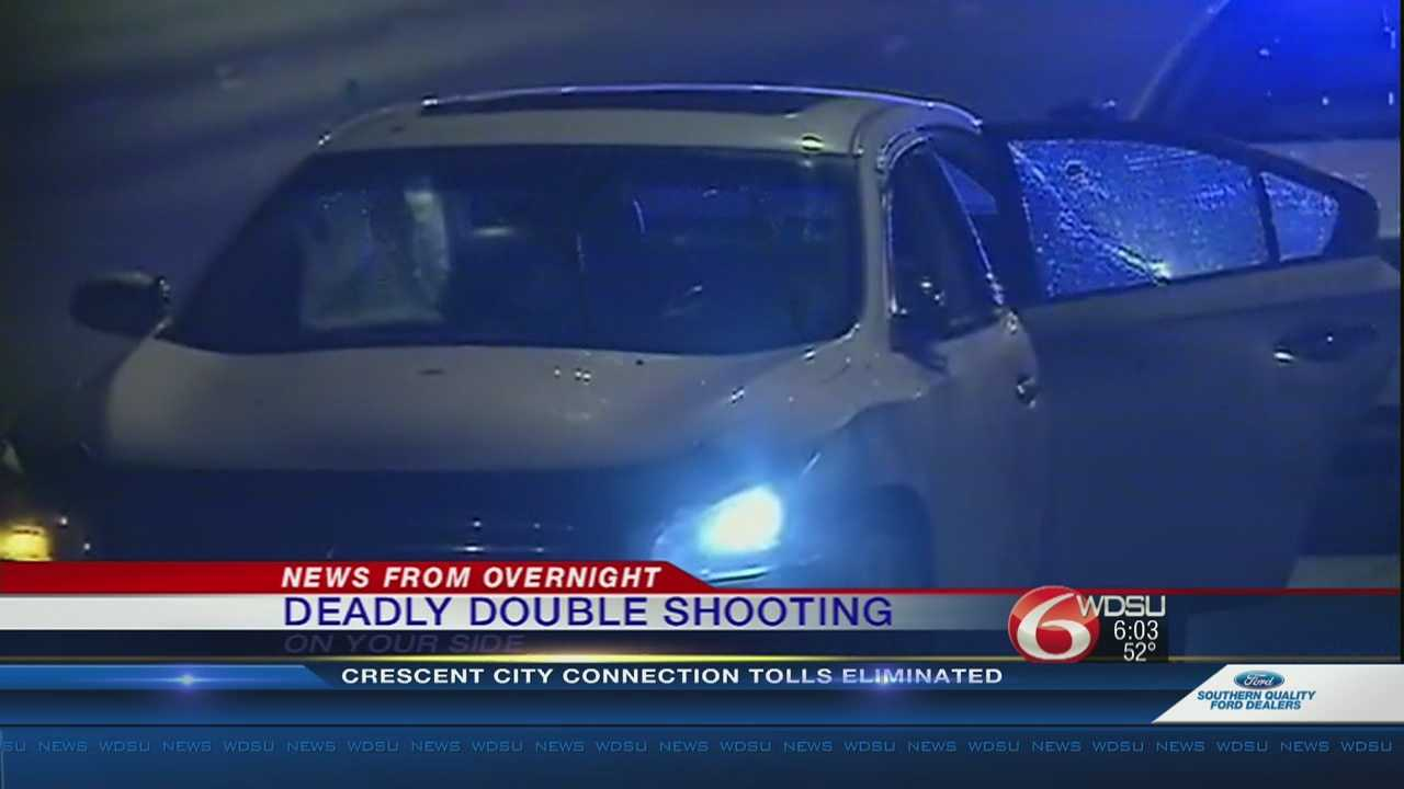 I-10 reopens after deadly double shooting
