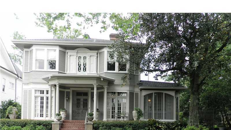 Gardner Realtors shows this home at 18 Rosa Park in New Orleans, which is listed at $2,750,000. For more information contact them by email at info@gardnerrealtors.com or by phone: 800-566-7801.