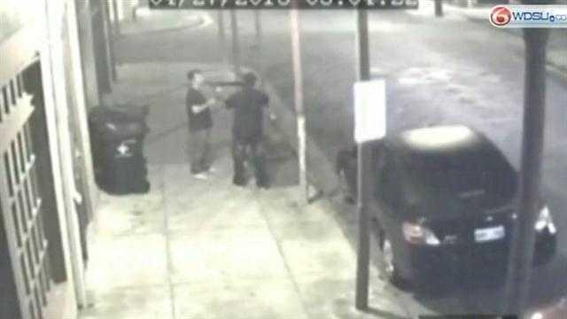Marigny gun grabber speaks about incident