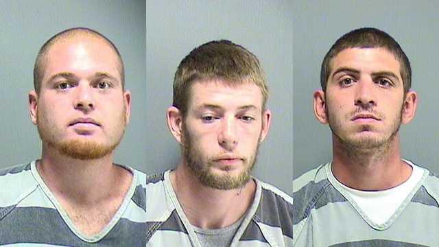 Burglary arrests
