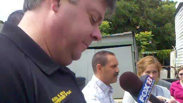 Raw video: N.O. Police Chief Ronal Serpas on multiple shooting (Part 1)