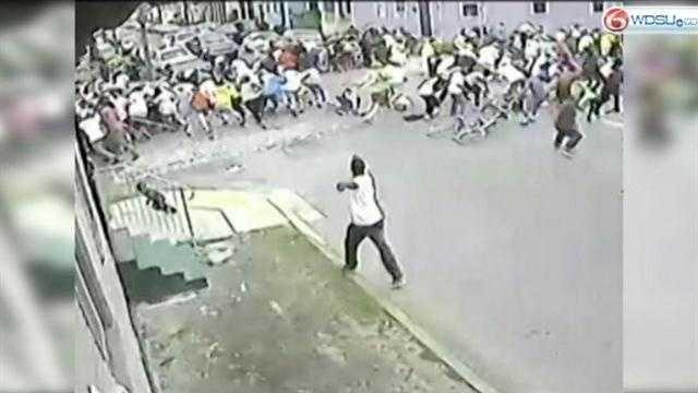 Gang Retaliation a public threat as police search for Akein Scott