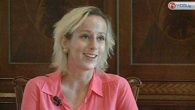 New Orleans woman says a new cancer drug saved her life