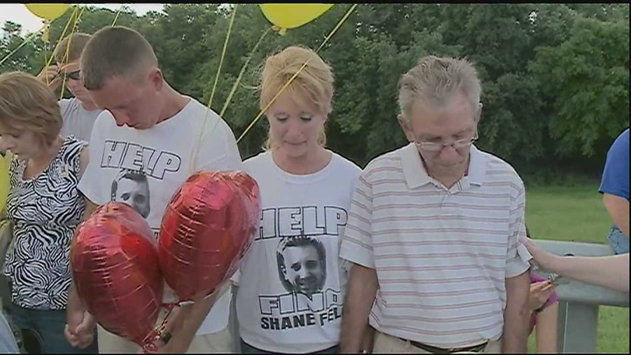 Family of Shane Fell marks two-year anniversary of his disappearance