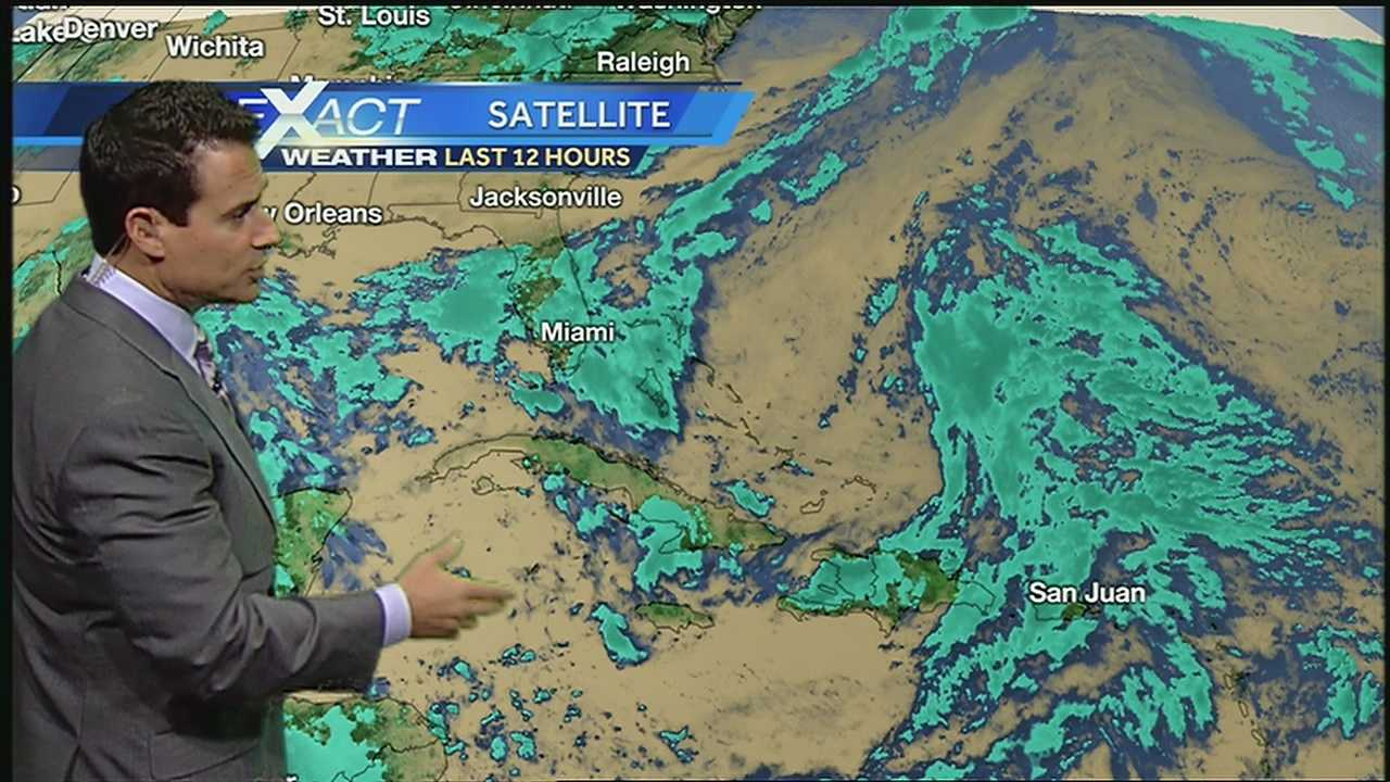 June 12 Tropical Weather Update