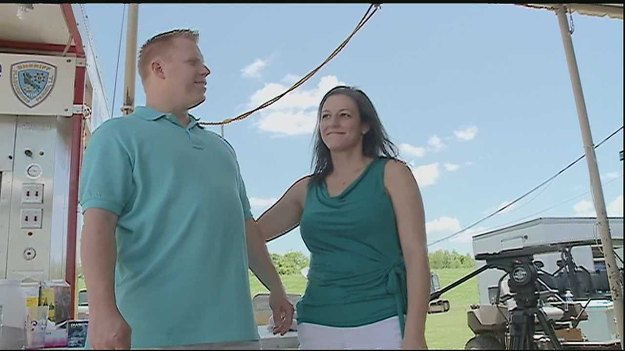 A local fundraiser helps save a deputies life.
