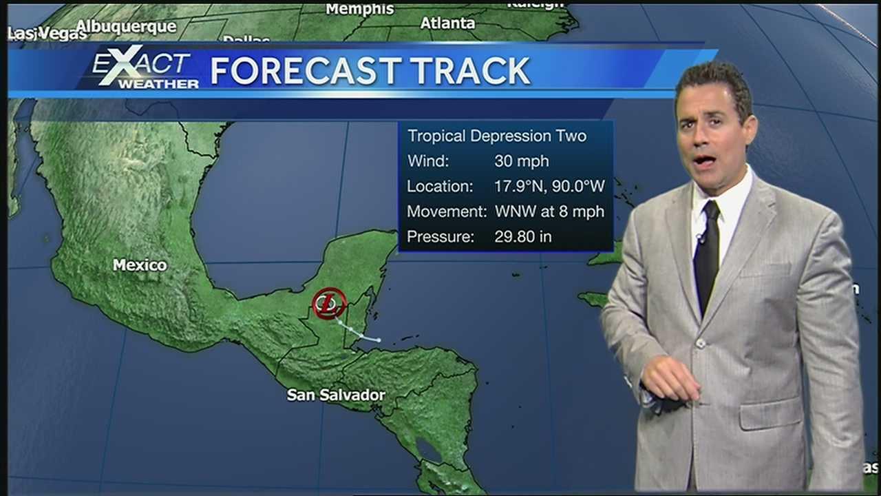 June 18 Tropical Weather Update