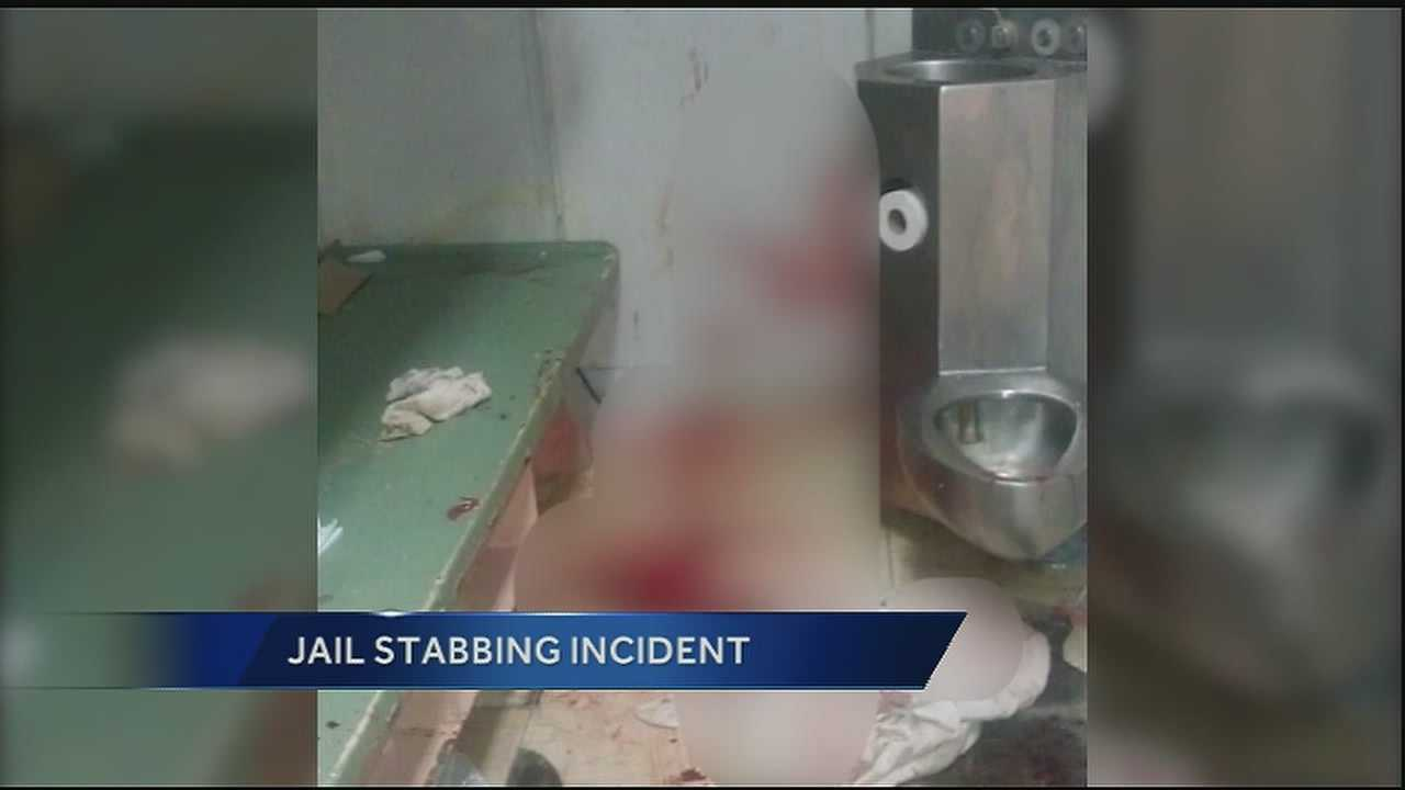 Photos show aftermath of stabbing in Orleans Parish Prison draw jail criticism