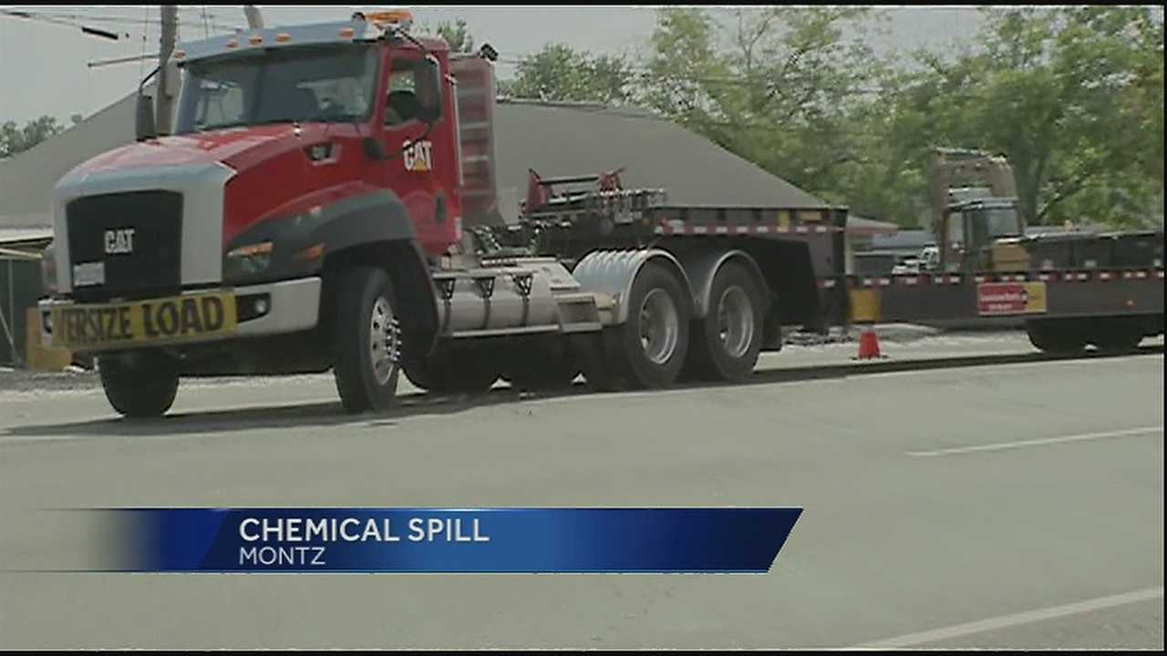 Chemical spill leads to evacuations, headaches for drivers Thursday in LaPlace