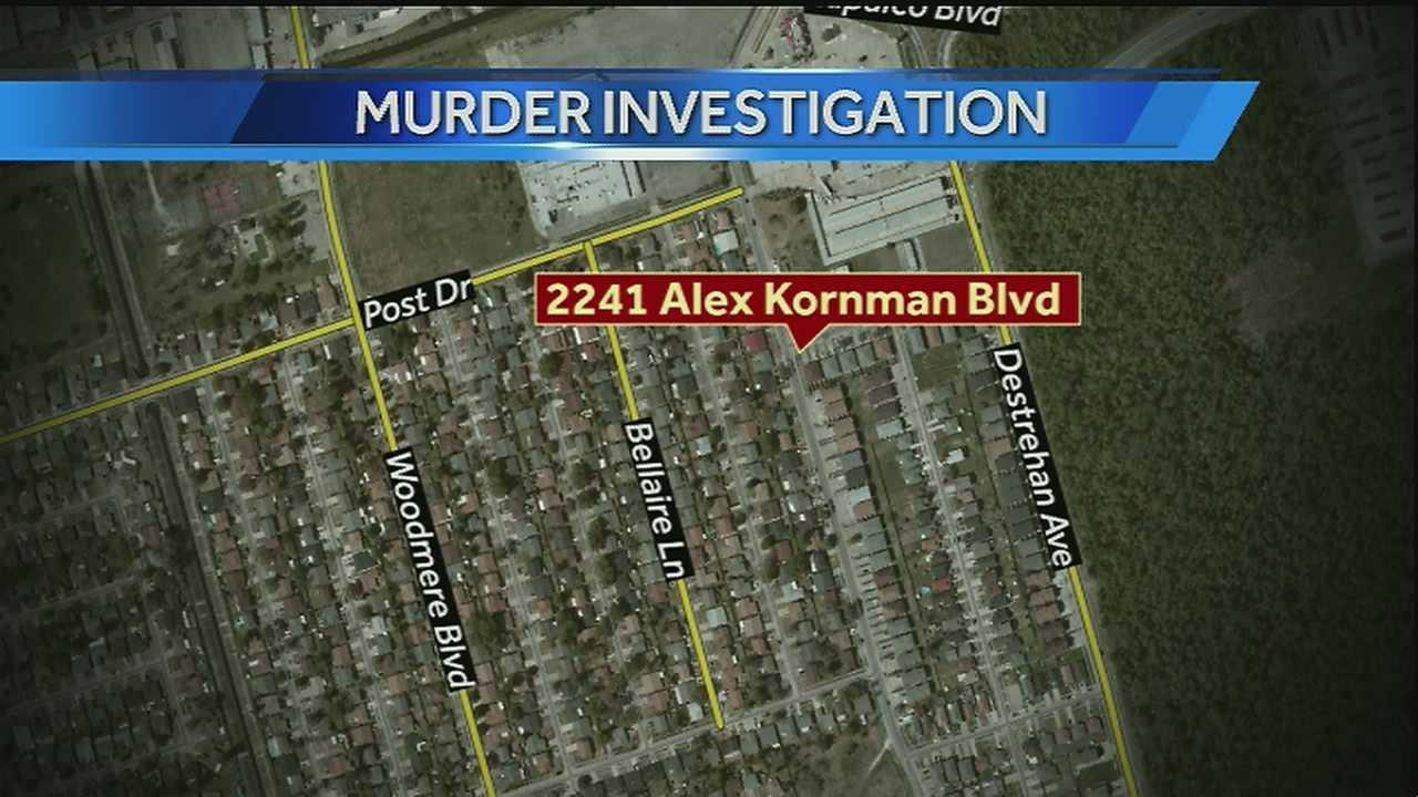 JPSO: Man shot, killed in Harvey Thursday afternoon
