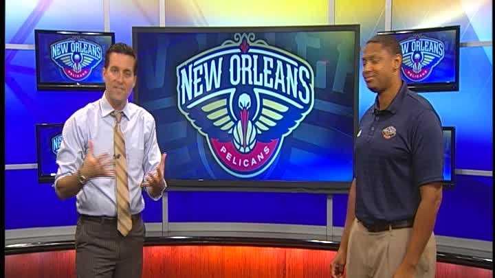 WDSU Sports Anchors Fletcher Mackel and Chris Miles discuss NBA Draft