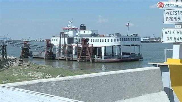 Changes to ferry service begin next week