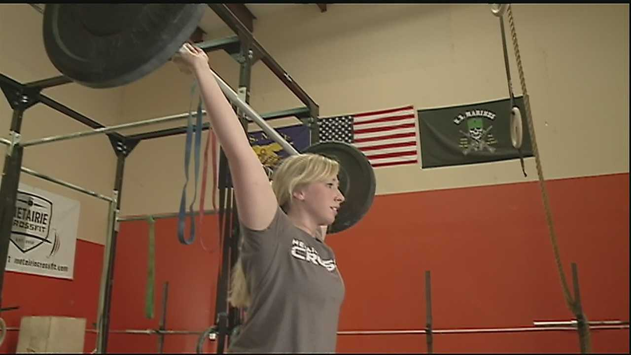 CrossFit training gaining momentum&#x3B; Experts preach exercise safety