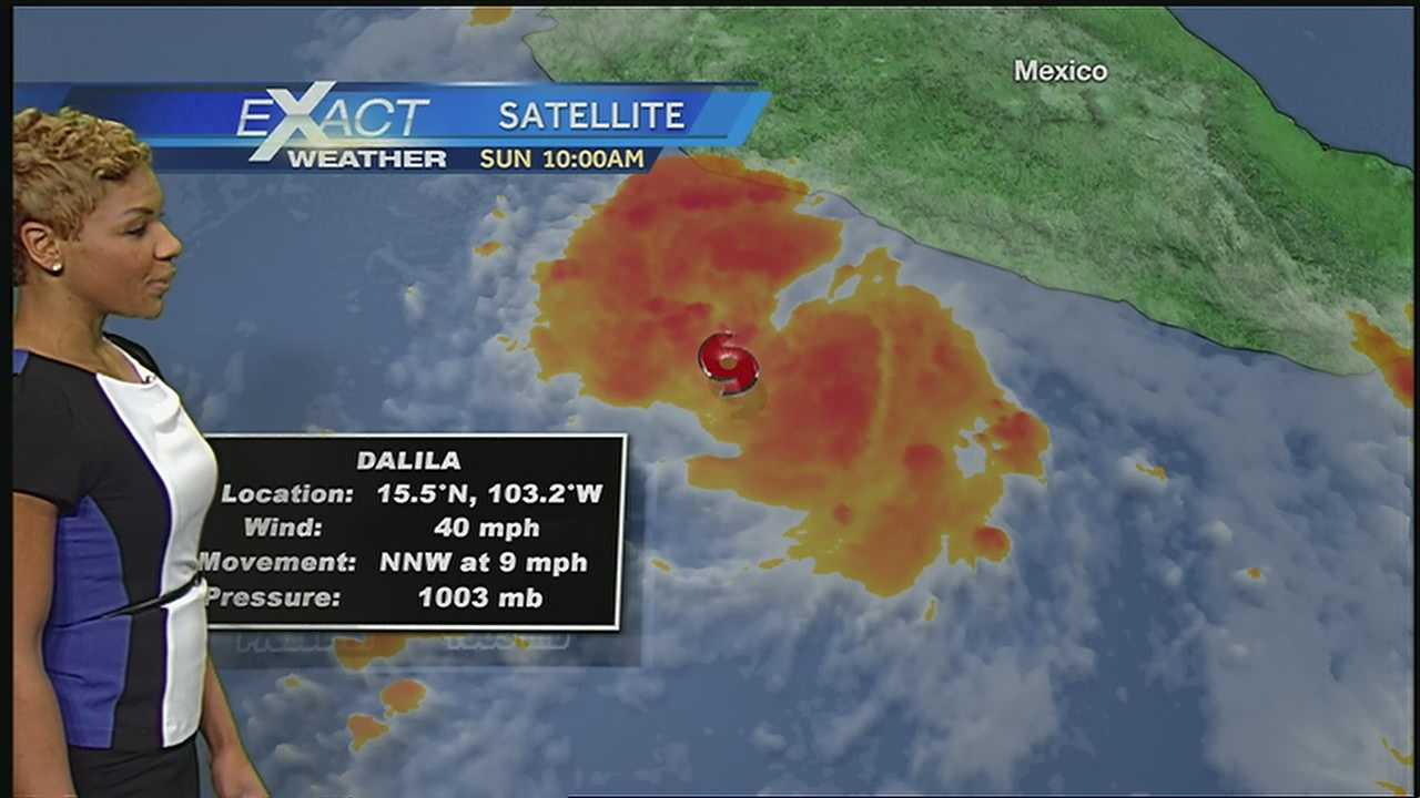 June 30 Tropical Weather Update