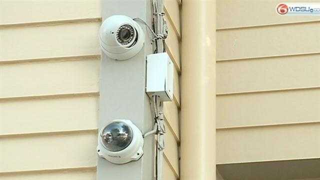 The Algiers Point Association wants to put in 100 cameras in the area by the end of the year.