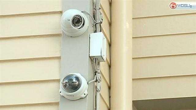 Neighborhood association hopes to install crime cameras