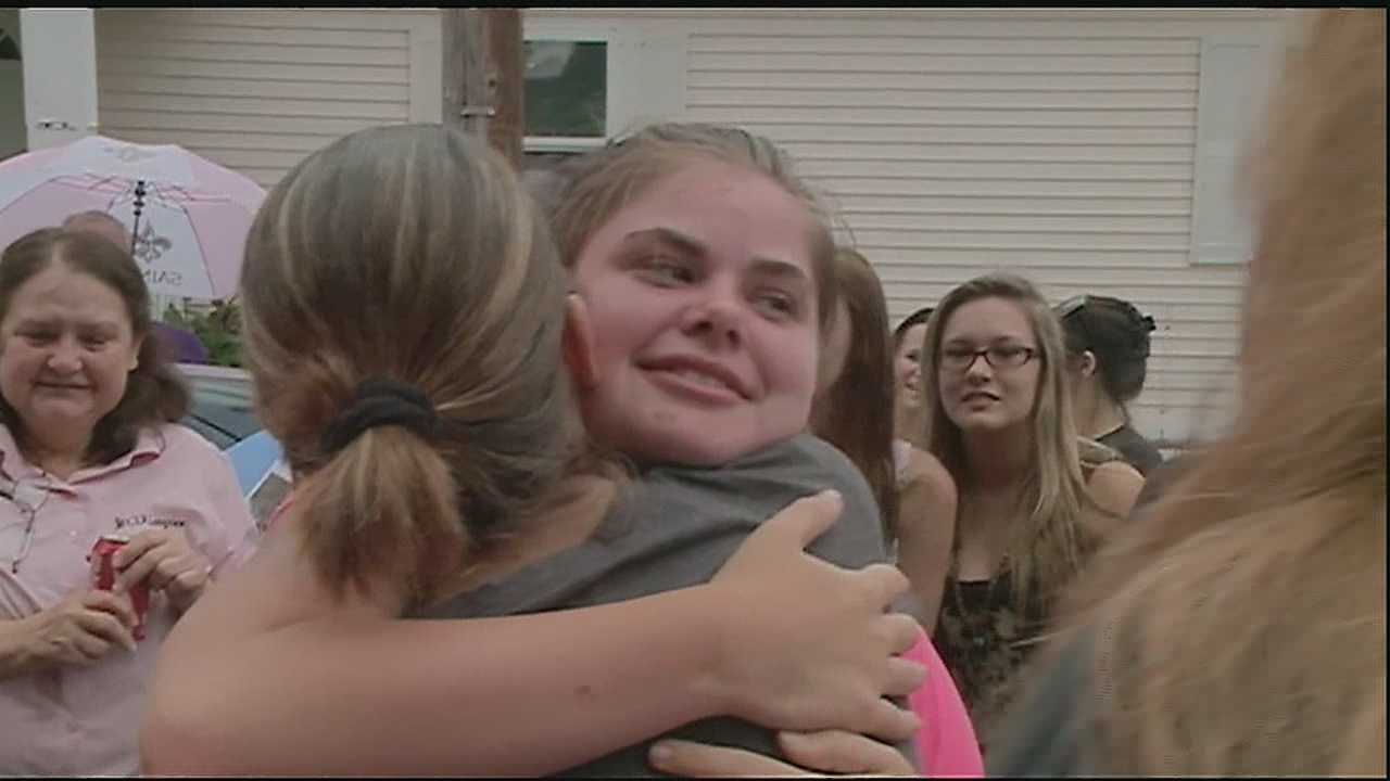 Bridge City teen returns home after being lost at sea