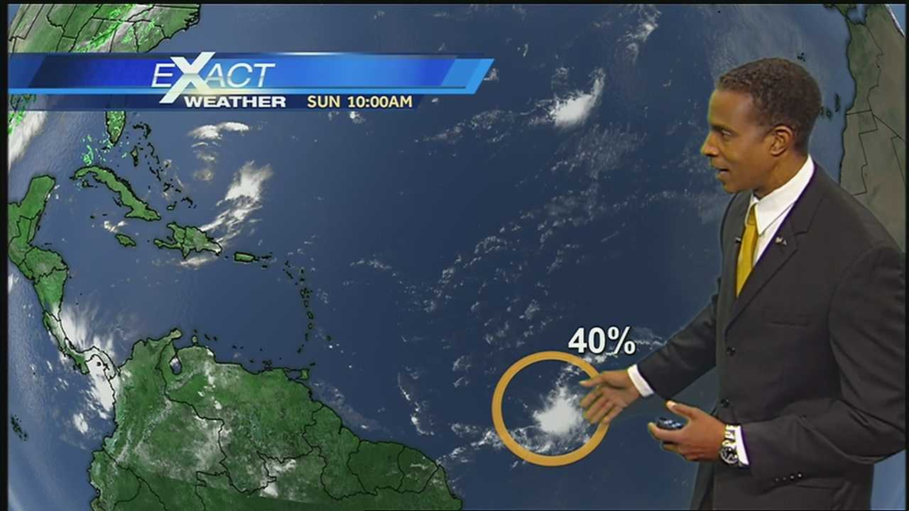 July 7 Morning Tropical Weather Update