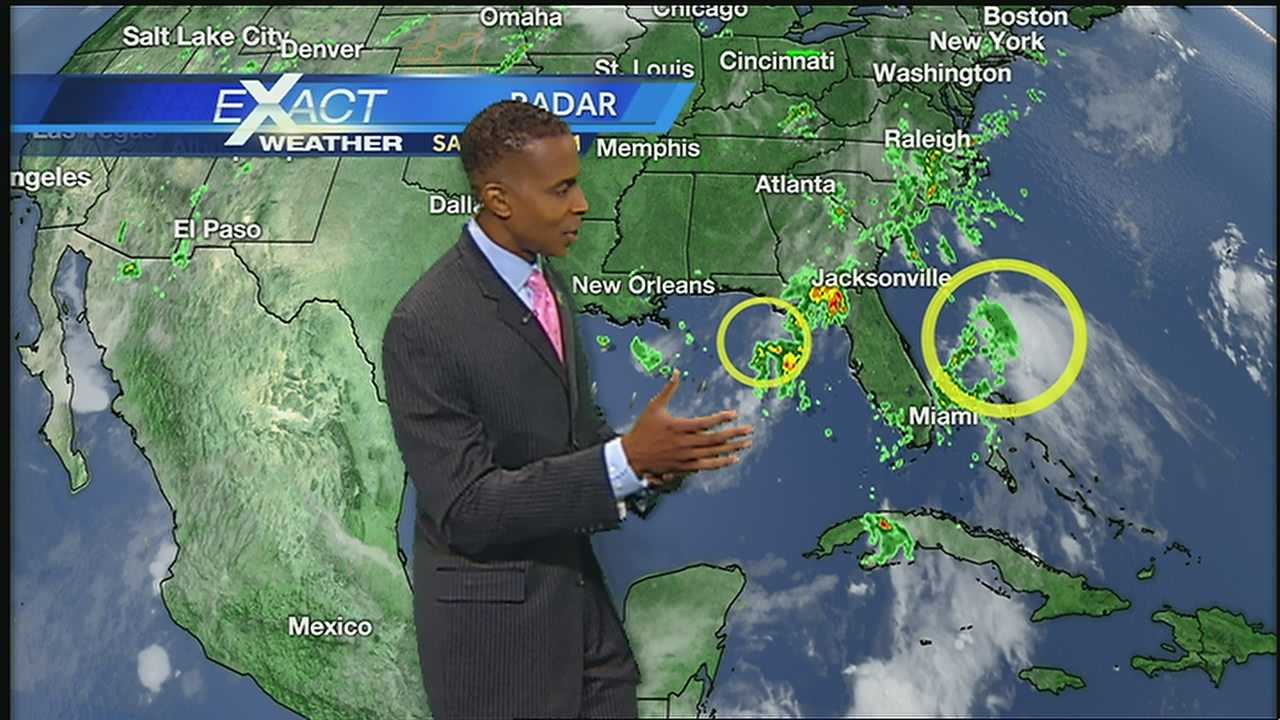 July 13 Morning Tropical Weather Update