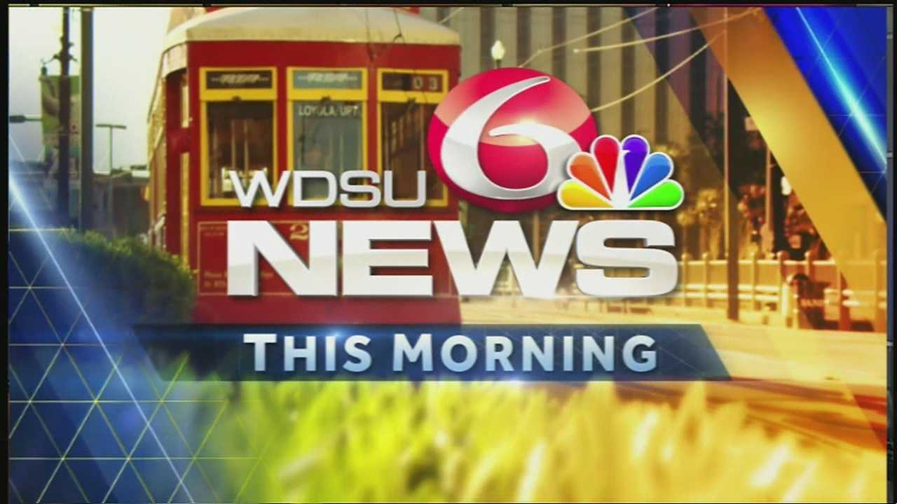 WDSU NEWS THIS MORNING