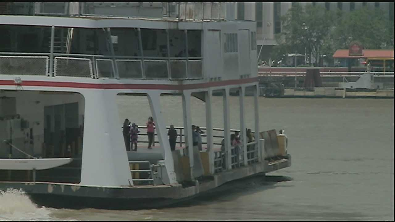 Date set to discuss possibility of charging everyone who takes the Algiers ferry