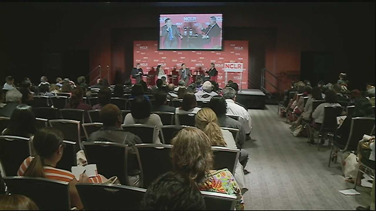 Conference focuses on immigration issues