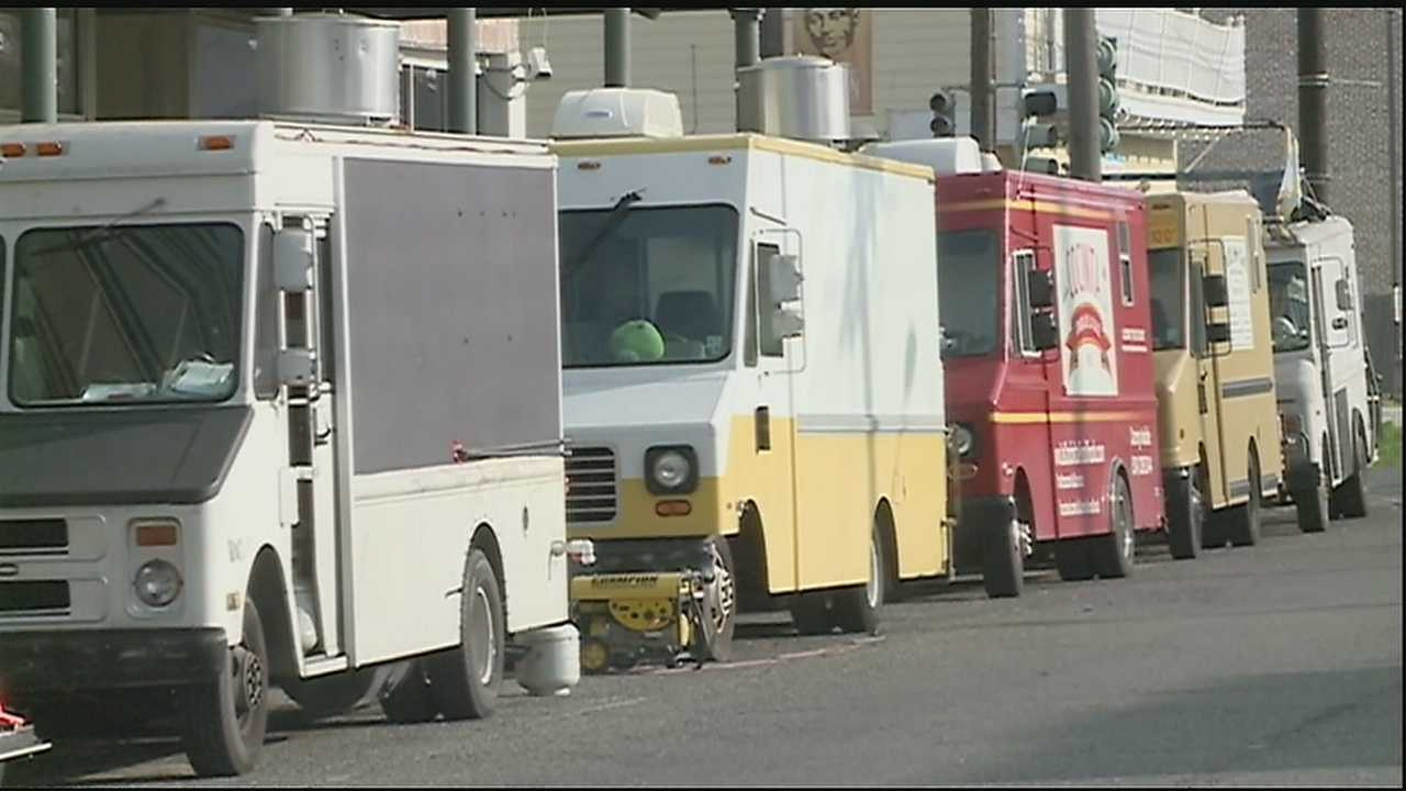 New Orleans food trucks get green light to park in more places