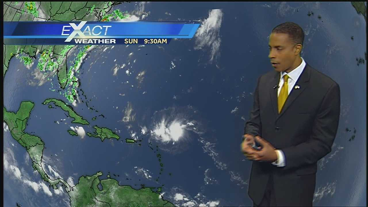 July 28 Tropical Weather Update