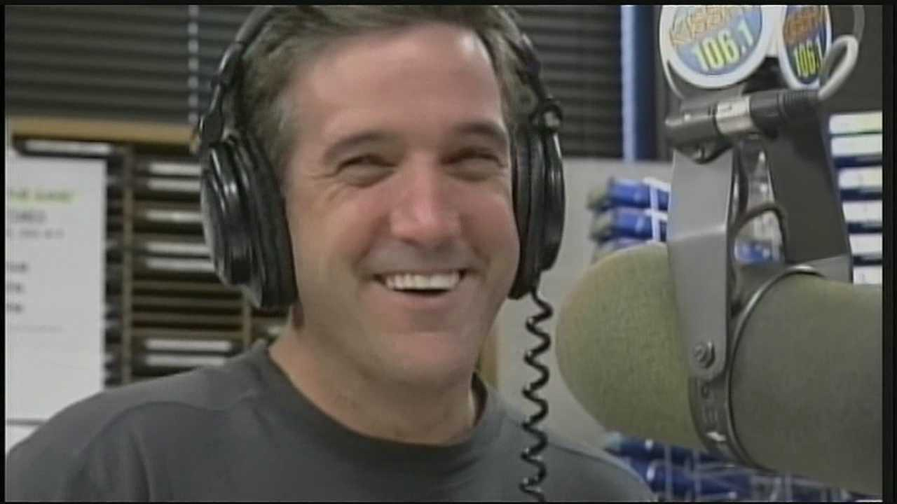 Local radio personalities remember Kidd Kraddick