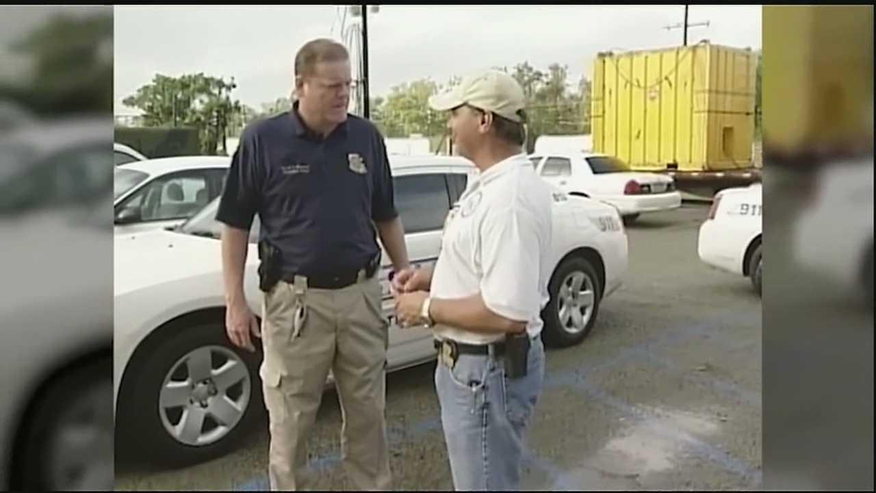 Questionable spending o former Terrebonne sheriff, audit says