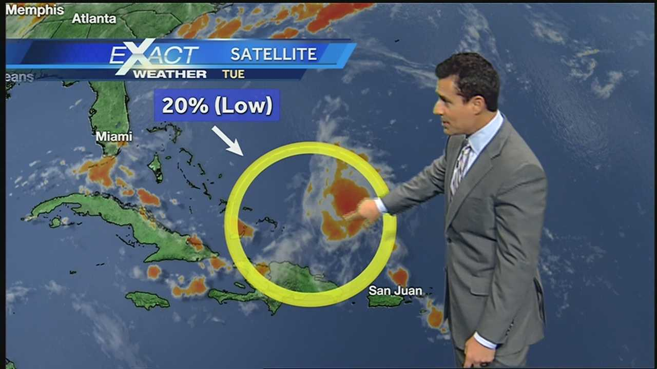 July 30 Tropical Weather Update