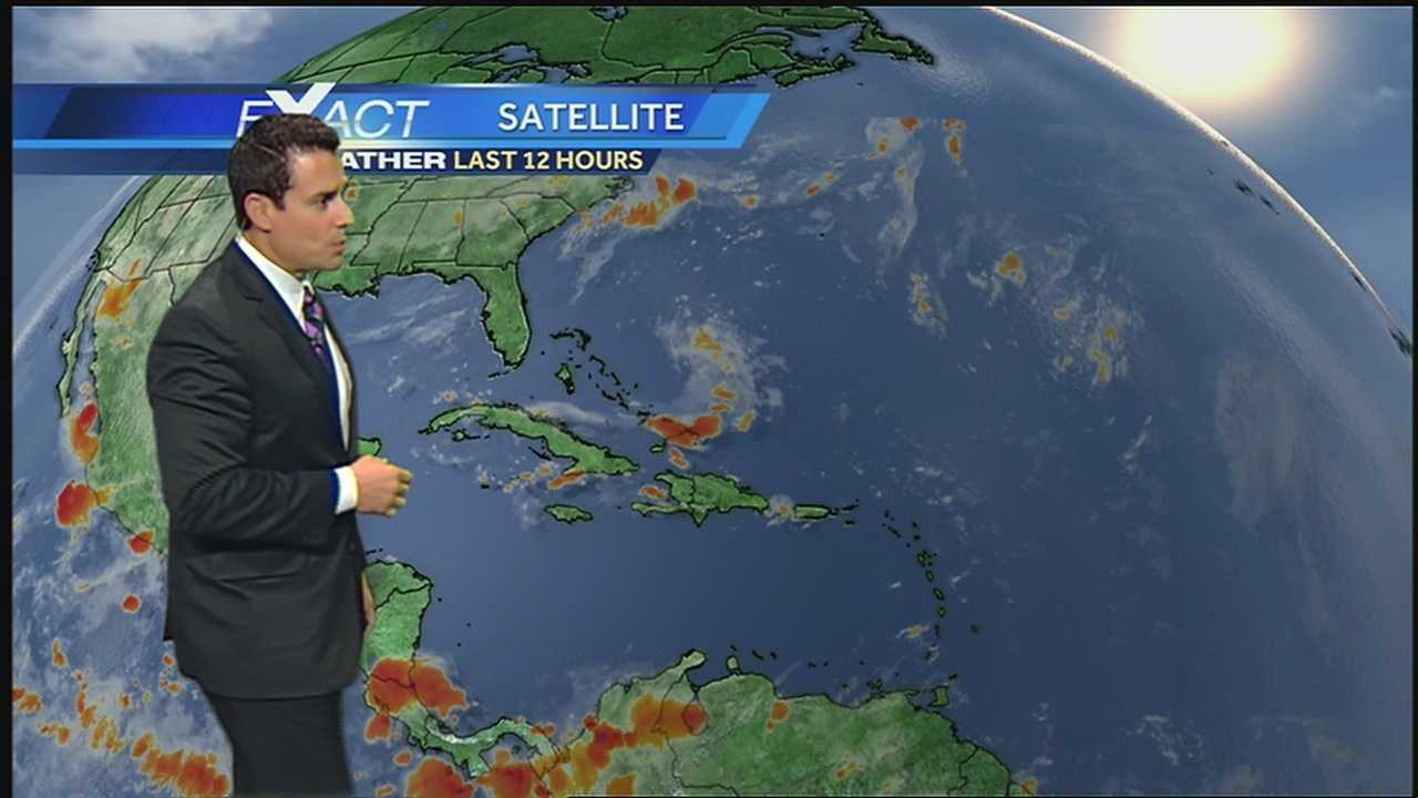 July 31 Tropical Weather Update
