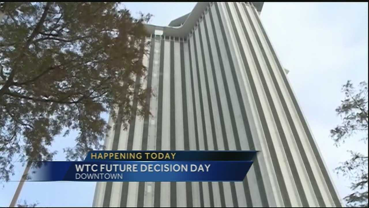 Decision day for future of World Trade Center