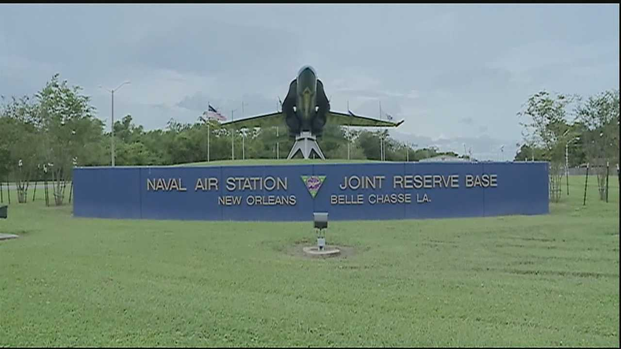Fighter training to cause plenty of noise in Belle Chasse