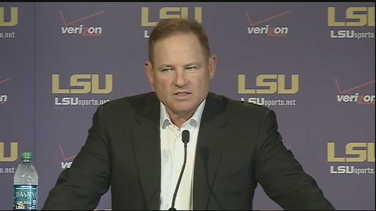 It's game week for the LSU Tigers