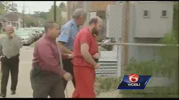 Wright was booked on a charge of first-degree murder with bond set at $5 million.