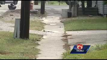 Aug. 14, 2011: Additional remains were found in trash bags nearby.