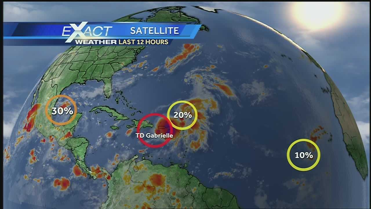 Sept. 5 Tropical Weather Update