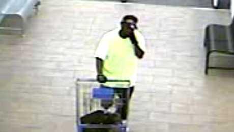 Laforuche computer theft suspect
