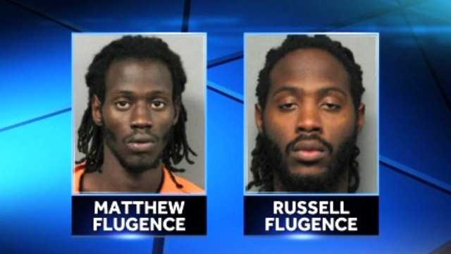 Matthew and Russell Flugence