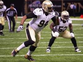 DE Cam JordanI mentioned in my pregame key matchups feature that I thought Cardinals left tackle Levi Brown would have a difficult time blocking Cam Jordan and Junior Galette. Boy, was I right? The duo combined for three sacks of Carson Palmer, including two from Jordan. Saints' rushers were in the backfield all day and made life really difficult for the Cardinal signal caller.