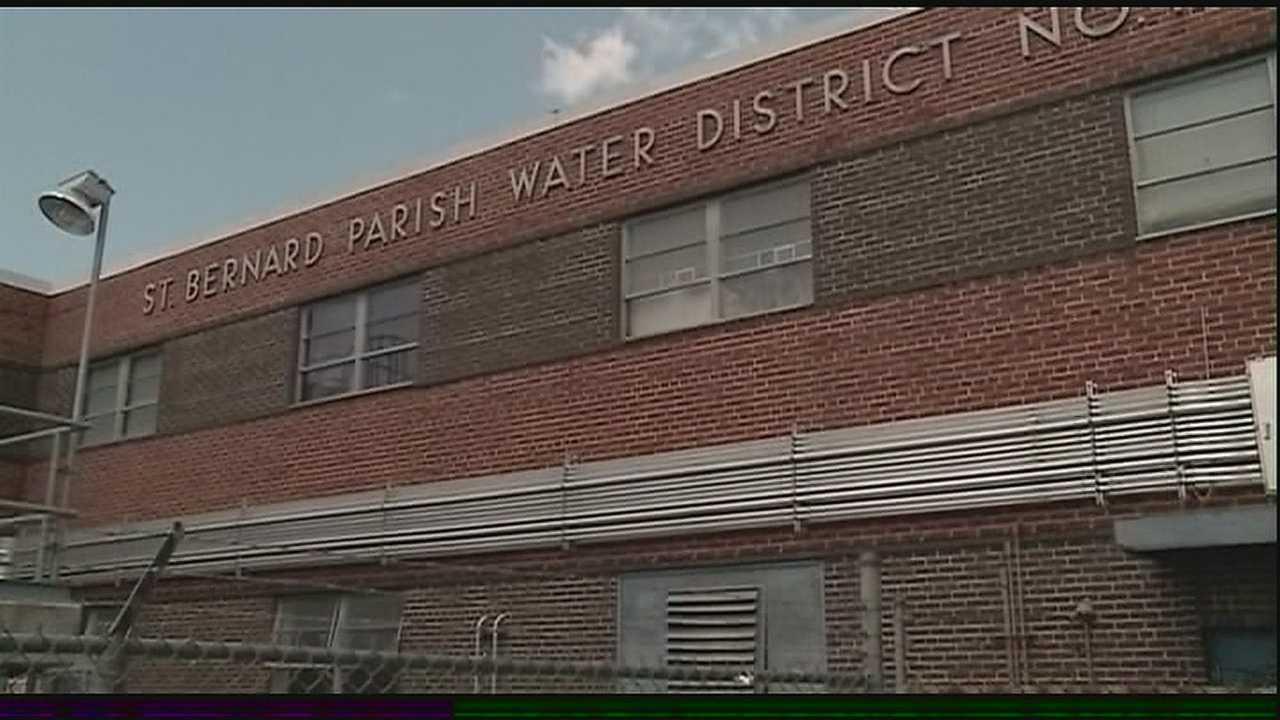 St. Bernard Parish officials expected to address water concerns