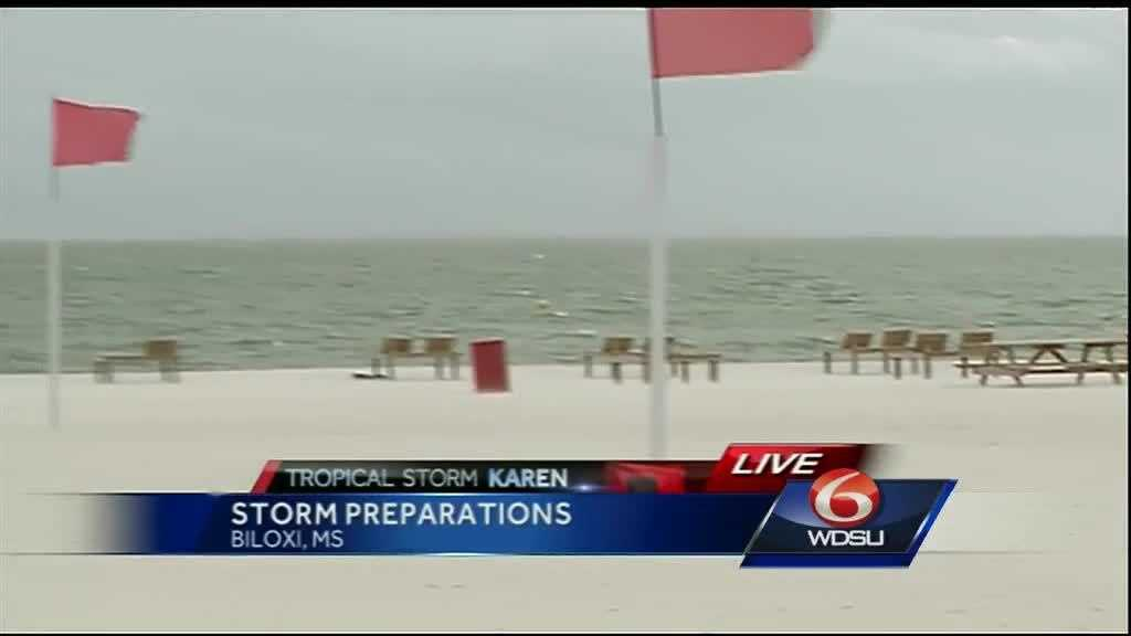 (img1)Mississippi beaches prepare