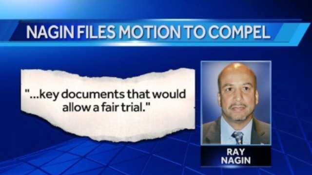 Nagin motion to compel