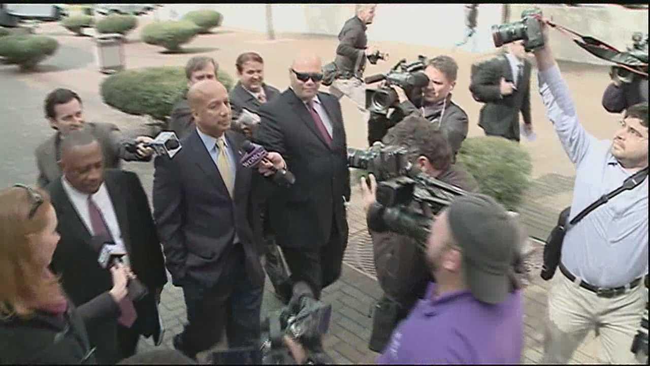 Nagin asks judge to dismiss bribery indictment