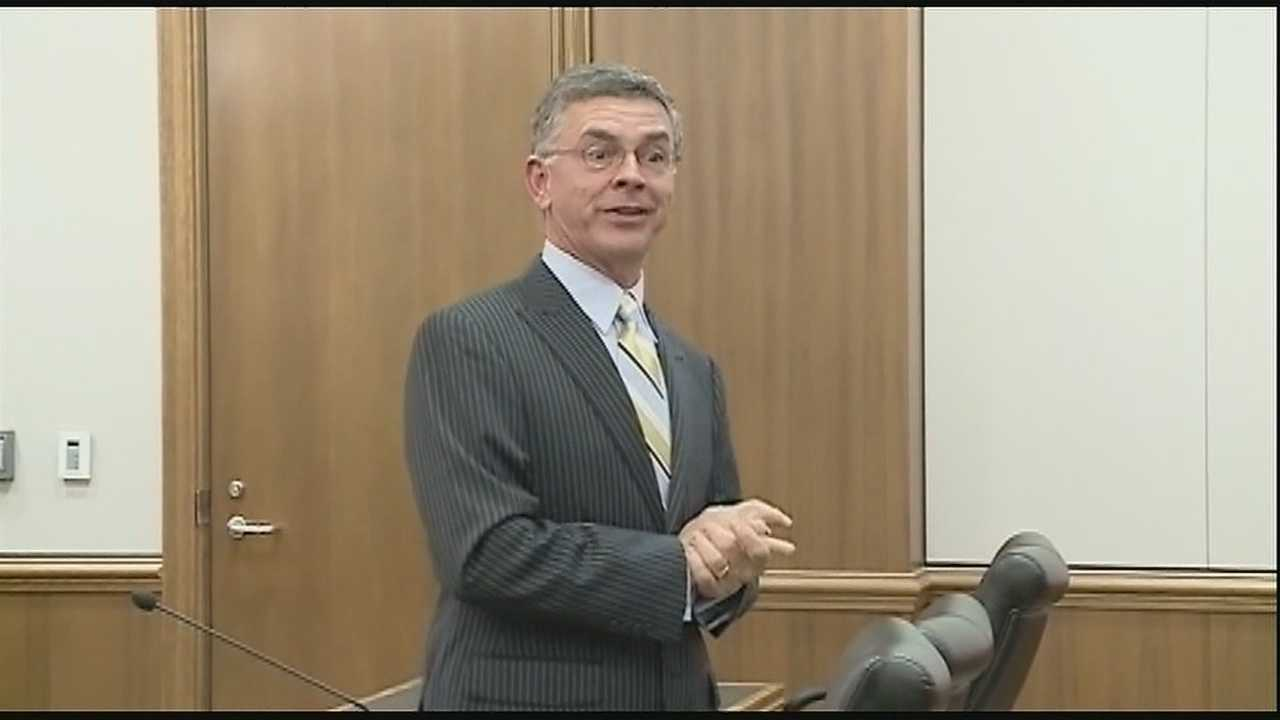St. Tammany coroner pleads not guilty in theft case
