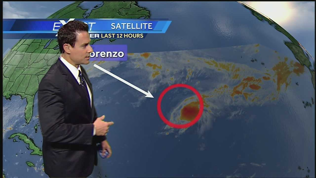 Oct. 23 Tropical Weather Update