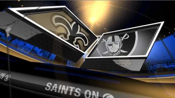 Saints Raiders
