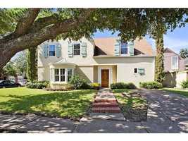Gardner Realtors shows this beautiful home in Ole Metairie by Metairie Country Club, which is listed at $699,000. For more information contact them by email at info@gardnerrealtors.com or by phone: 800-566-7801.
